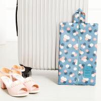 防水旅行箱鞋子收纳袋鞋袋子鞋包鞋盒旅行收纳袋防尘袋鞋套