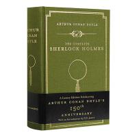 【包邮】华研原版 The Complete Sherlock Holmes夏洛克 福尔摩斯探案全集 英文原版侦探小说