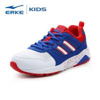 鸿星尔克童鞋男童2016新款儿童休闲慢跑鞋儿童运动鞋复古跑步鞋