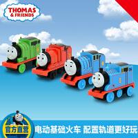 托马斯电动系列之新基础火车1 BGJ69 托马斯小火车儿童玩具礼物