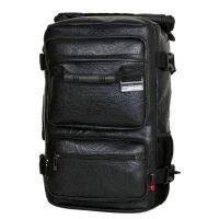 时尚多功能韩版双肩包 男旅行背包 三用包 双肩电脑包 潮包