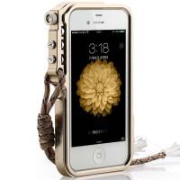 捷力源iphone4s手机壳 iphone4手机保护套金属边框苹果4S铝合金保护套