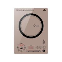 美的(Midea) C21-QH2133 恒匀火电磁炉 纤薄静音火锅炉 wifi控制
