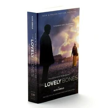 [英文原版] the lovely bones 可爱的骨头 畅销电影小说原著书