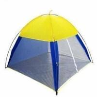 户外多人沙滩帐篷 网纱地布海滩帐篷钓鱼防风防雨野营露营户外帐篷