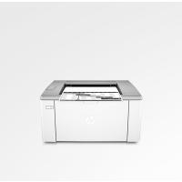 【当当自营】惠普/HP M106W黑白激光打印机 家庭小型学生家用A4无线wifi办公