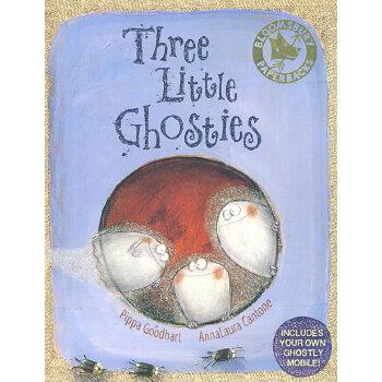 three little ghosties(s) 三个小鬼魂
