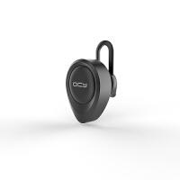 QCY J11无线带麦蓝牙耳机  高清音质通话音乐耳挂式蓝牙耳机 支持一拖二 蓝牙4.1苹果安卓系统手机通用