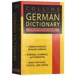 柯林斯德语英语词典 Collins German Dictionary 德英双语原版字典 华研原版