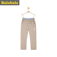 巴拉巴拉男童男中大童长裤2016夏款