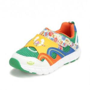 鞋柜男童春季新款活力粘扣炫彩休闲运动鞋