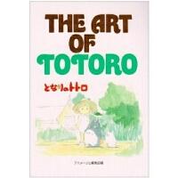 THE ART OF TOTORO���