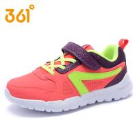 【满200减100】361度正品童鞋女童秋冬季款中大童跑步鞋儿童运动鞋学生鞋