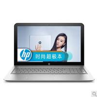 惠普(HP) ENVY 超轻薄系列 ENVY 15-ae124TX 15.6英寸(1920 x 1080)游戏本(第六代 i5-6200U 8G 1T GTX950M 4G独显 超薄无光驱 摄像头 蓝牙 背光键盘 Windows 10 金属银)惠普服务:全国联保一年整机保修