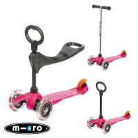 正品瑞士 米高滑板车mini micro 3in1三合一 滑板车儿童 三轮车带刹车