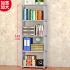 索尔诺简易书架 书柜置物架 创意组合层架子 落地儿童书橱sjsx105
