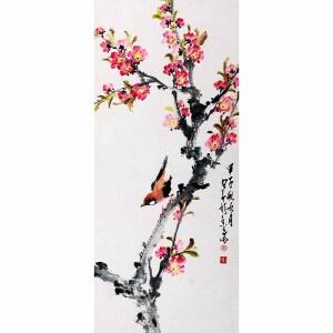 1240     赵少昂《花鸟》