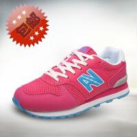金帅威 女鞋休闲鞋跑鞋女新款轻便透气网面鞋跑步鞋运动鞋女