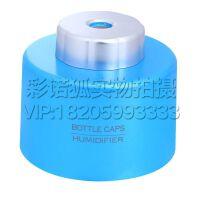 水瓶瓶盖加湿器 办公室迷你USB加湿器 便携式加湿机 家用雾化器 白领办公室美容静音
