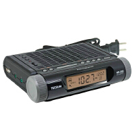 Tecsun/德生 MP-200 高灵敏度 调频 立体声 钟控收音机MP200