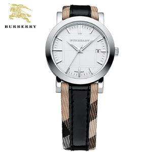 博柏利(Burberry) 经典英伦休闲时尚情侣手表