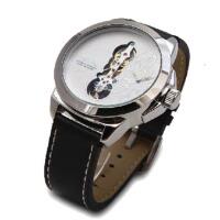 IK阿帕琦大表盘男士手表时尚个性男表皮带全自动机时尚商务潮男械表