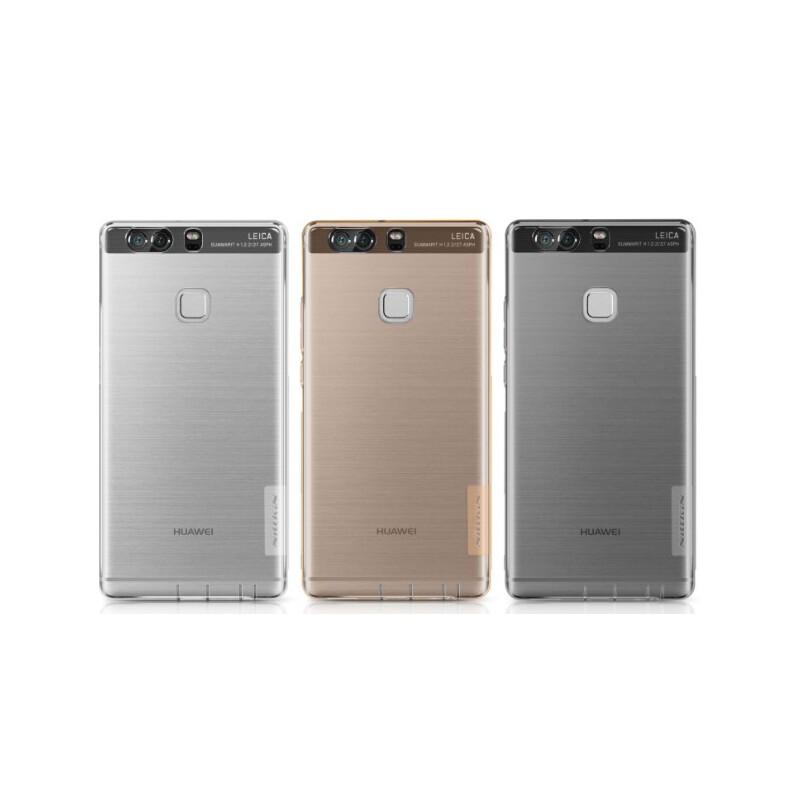 耐尔金 华为 p9 plus 手机壳 p9 plus 5.5寸保护套 p9 纤薄 透明 5.