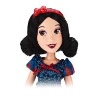 孩之宝 迪士尼公主经典系列白雪公主人偶娃娃 女孩玩具生日礼物