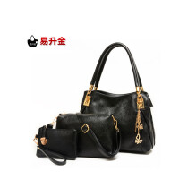 LX女包金狐狸同款子母包 时尚女士手提包单肩斜跨包包