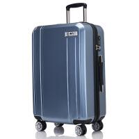【支持礼品卡支付】20寸 USO品牌新款 旅行箱 行李箱 拉杆箱 登机箱U811耐压抗摔ABS+PC材质 静音万向轮