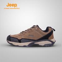 Jeep/吉普 秋冬男士户外运动徒步登山鞋J662039077