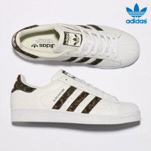 正品代购 Adidas/阿迪达斯三叶草super star男女板鞋迷彩尾BB2775
