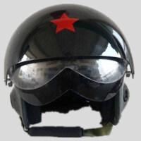 HW23飞行头盔户外用品帐篷户外睡袋背包带安全防护军迷野战头盔摩托车机车复古头盔电瓶车头盔