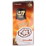 [当当自营] 越南进口 中原G7 卡布奇诺咖啡摩卡味 108g