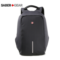 瑞士军刀【可礼品卡支付】时尚个性休闲双肩包商务电脑包背包SG9832