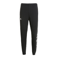 Adidas阿迪达斯男裤 运动休闲针织薄款小脚长裤 BQ9101 现