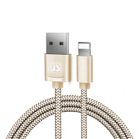 JS苹果数据线手机数据线/充电线  适用iPhone se/5s/6s/7 1米