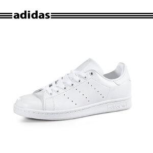 【新品】阿迪达斯Adidas STAN SMITH史密斯纯白尾小白板鞋S75104