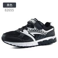 七波辉童鞋 2017新品儿童舒适透气单网鞋 夏季男童休闲运动网跑鞋