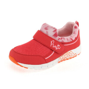鞋柜童鞋透气舒适平跟魔术贴运动鞋中性童鞋