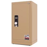 【下单立减100元】得力4069精典系列指纹+密码双重锁控保管箱 办公家用防盗 保管柜