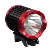 骑行装备户外USB充电T6自行车车前灯LED山地车灯前灯 骑行装备强光单车灯