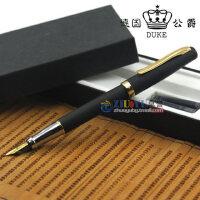 正品德国DUKE公爵209黑砂美工笔书法笔弯头笔 磨砂杆墨水笔