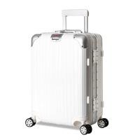 瑞士军刀白色 20-29寸拉杆箱男女休闲时尚登机箱行李箱潮BX161008