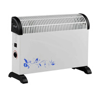 【当当自营】佳星(JASUN)JX-CH-01A 对流式快热炉取暖器 立壁两用 电暖器 电暖气 快热炉 电热丝发热 白色