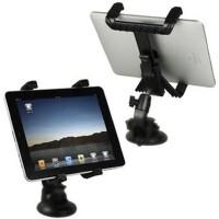 平板支架 7寸15寸 10寸GPS导航仪ipad平板电脑车载通用吸盘