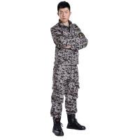 户外耐磨加厚加长作战作训军迷式真人CS07运动休闲军训迷彩服套装 军迷服饰