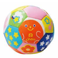 皇室正品 婴幼儿童手抓球 摇铃球 响铃滚滚球 宝宝学爬行玩具