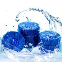 魅洁蓝泡泡洁厕宝马桶 自动清洁剂(10枚装)