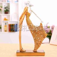 结婚礼物创意实用 客厅装饰品新婚礼品送朋友闺蜜 欧式艺术品摆件 创意礼品